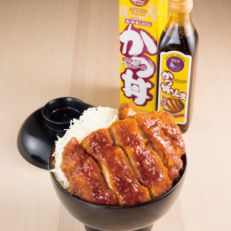 【明治亭】かつ丼ソース(335g)3本セット 送料込(沖縄・離島別途240円)