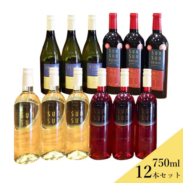 サンサンカジュアル12本セット| 送料込(沖縄別途1,600円) <br>※20歳未満の飲酒・販売は法律で禁止されています