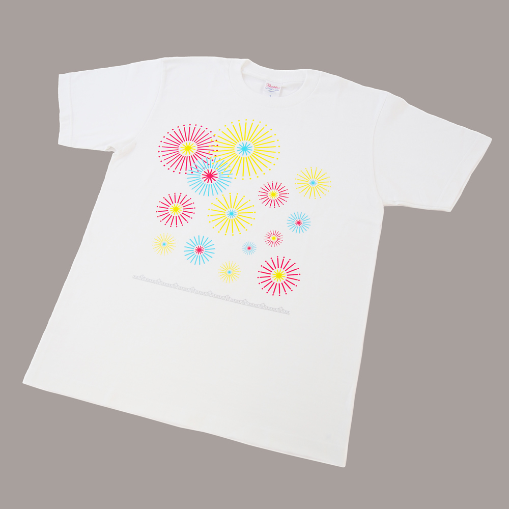 この空の花 Tシャツ