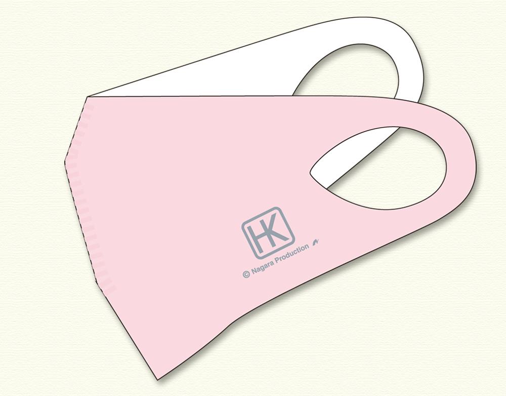 氷川きよし・HKマスクM(ピンク)