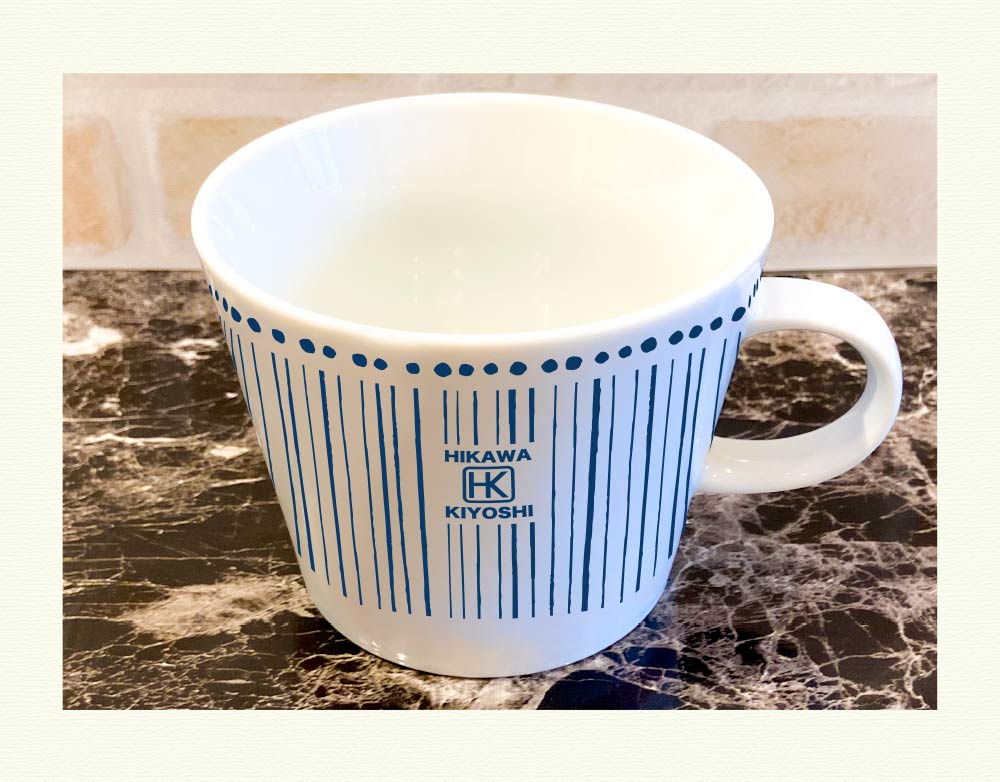 氷川きよし・HKマグカップ(和モダン)