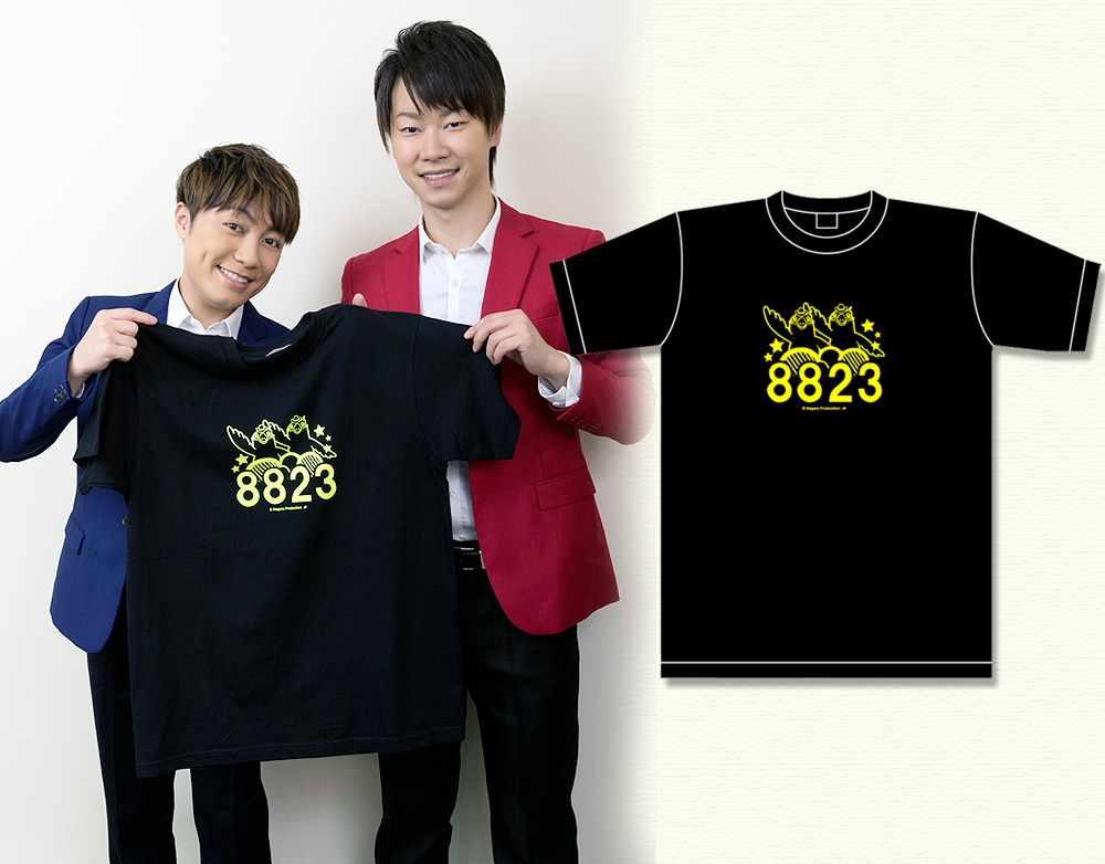 はやぶさ・Tシャツ(8823蛍光イエロー)