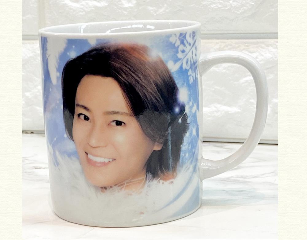 氷川きよし・マグカップ〜きよしこの夜Vol.20〜