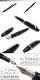 【名入れ対象商品】NAGASAWA オリジナル万年筆  プロフィット ブラック (ナガサワ/14金ペン先/セーラー万年筆)