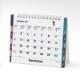 イノベーター 2021年カレンダー 卓上カレンダー M W16.1×H13.3cm innovator/R3/令和3年/デスクカレンダー/シンプル/おしゃれ/見やすい