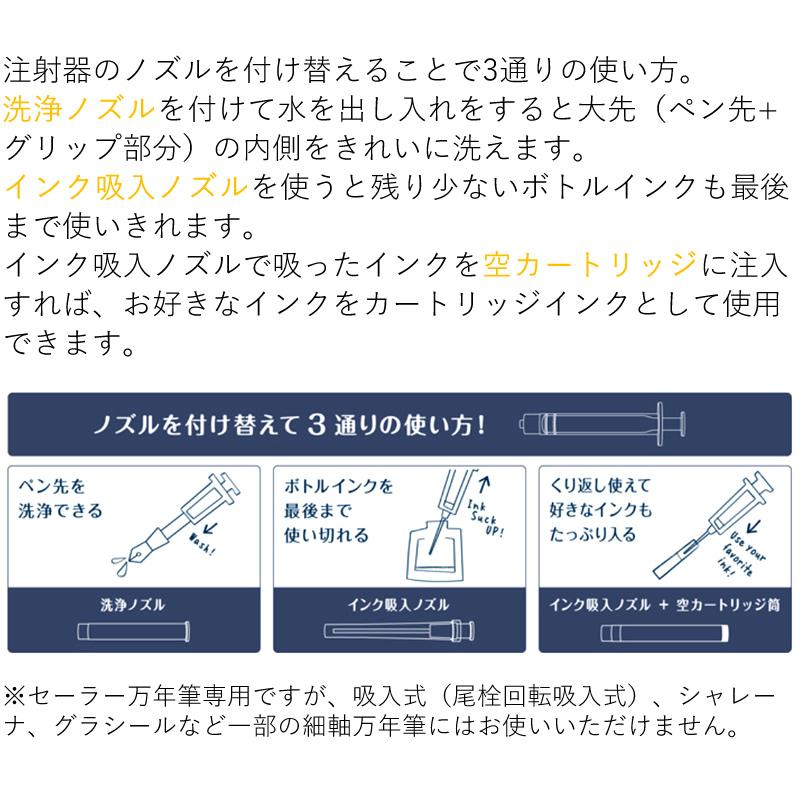 セーラー 万年筆サポートキット セーラー万年筆専用 14-1006-000