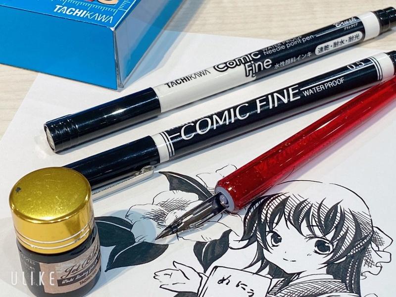当店限定 コミック ビギナーセット 初めて漫画を描く初心者向けキット