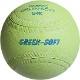 ケンコーグリーンソフトボール14インチ・ウレタン芯(G4KRV-UR)1個