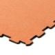 日本製ジョイントコルクマット【スポンジ有】 ミドリ/ピンク 12枚1セット(ミドリ6枚/ピンク6枚)