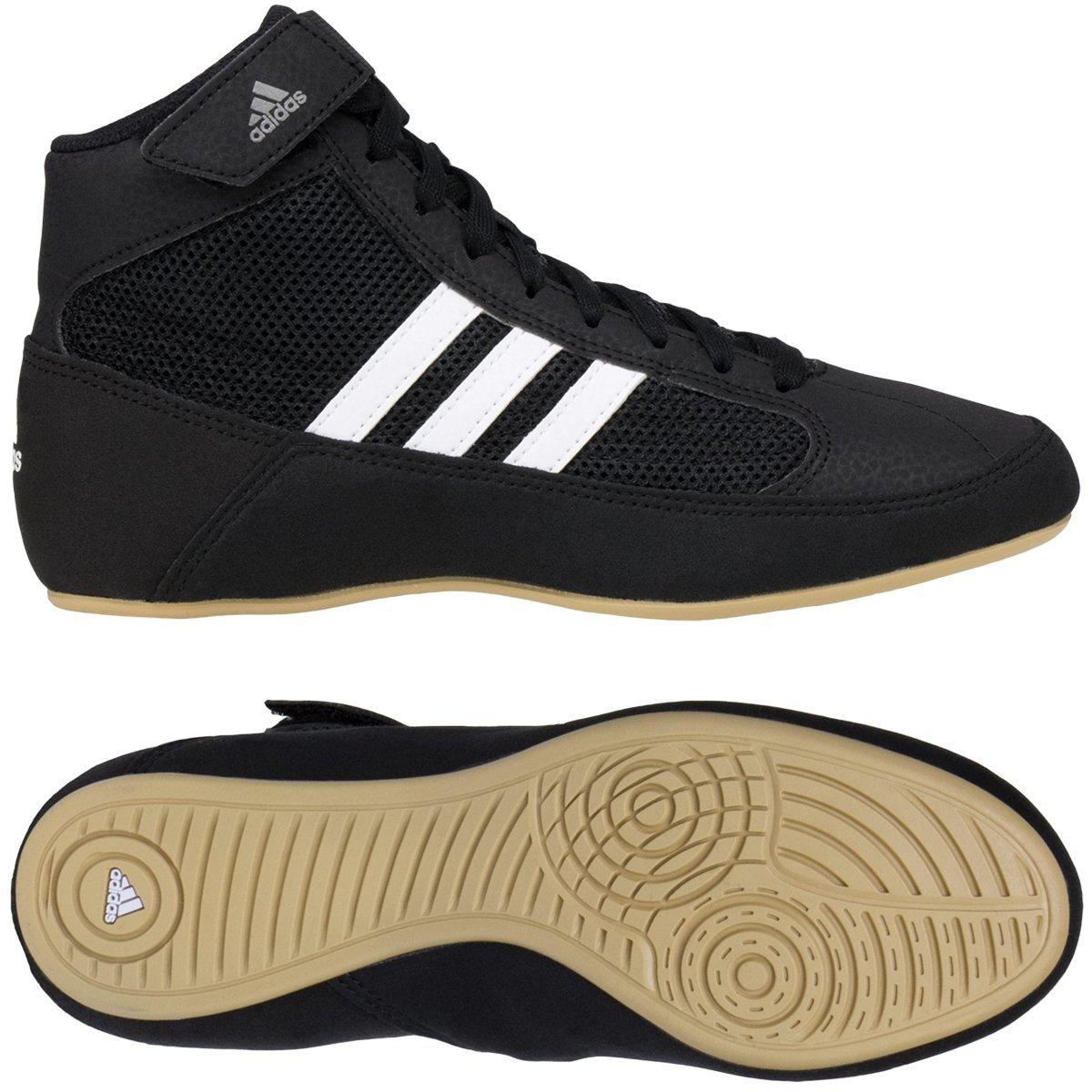 adidas AQ3327 HVC2 キッズレスリングシューズ