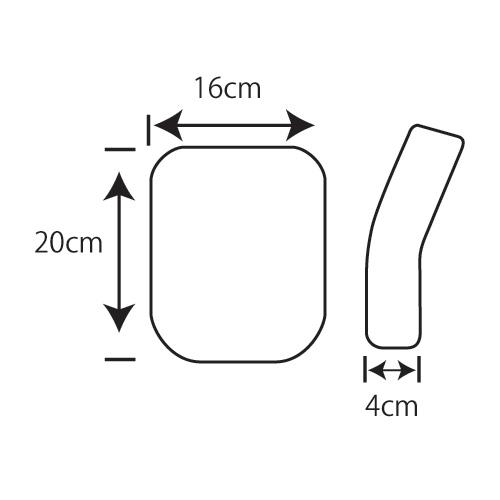 BOXER パンチングミット小型