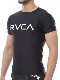RVCA VA SPORT コンプレッションウェア SS