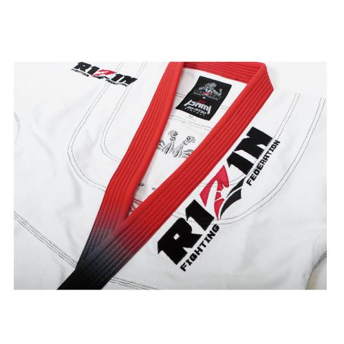 RIZIN柔術衣 闘神モデル