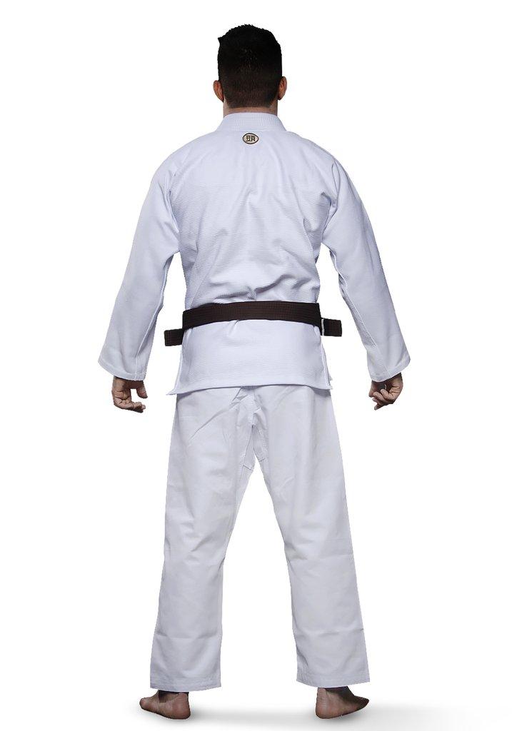 ATAMA柔術衣 クラシック 白