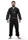 ATAMA柔術衣 クラシック 黒