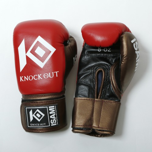 KNOCK OUTグローブ