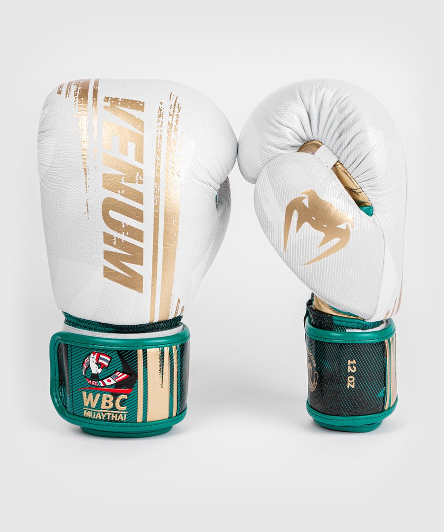 VENUM WBC MUAY THAI BOXING GLOVES 14oz白