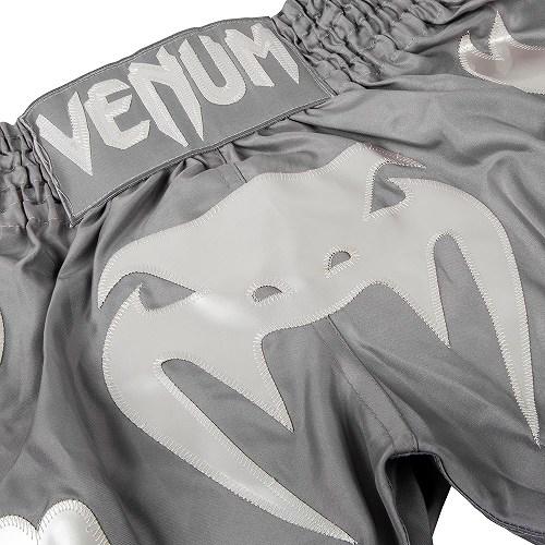 VENUM キックパンツ 『Bangkok Inferno グレーxグレー』
