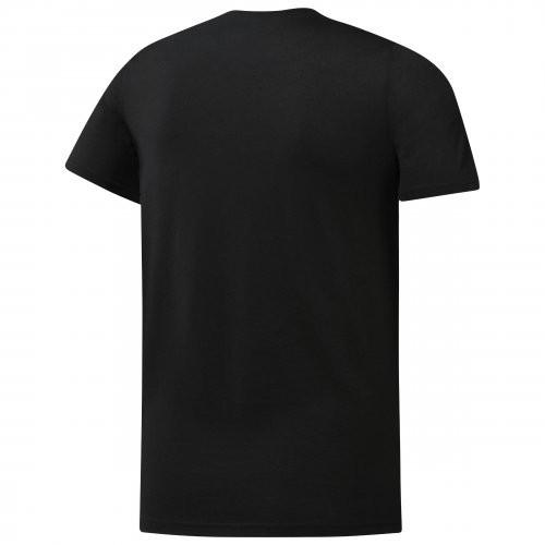 Reebok CV8539 UFC FG BRUCE LEE グラフィック ショートスリーブTシャツ