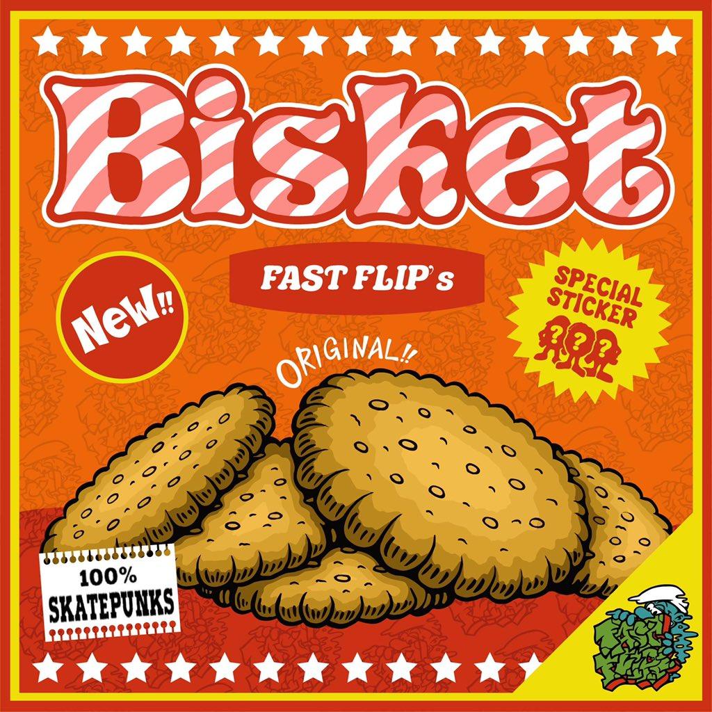 【10/31発売 特典あり】 FAST FLIP's / Bisket