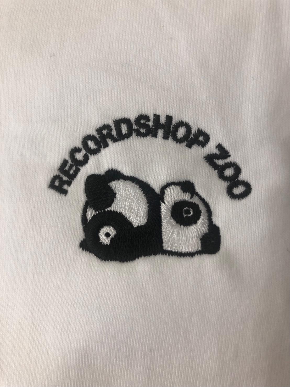 限定!ZOOパンダロゴTシャツ
