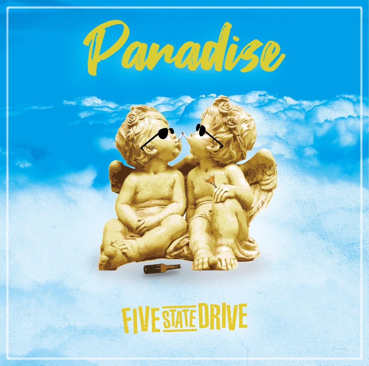 【ZOO特典あり】Five State Drive / Paradise