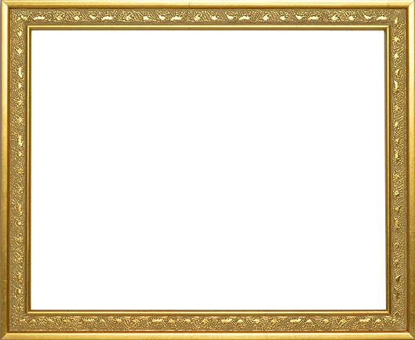 デッサン額縁 セーヌ/金 八つ切サイズ(303×242mm) 【ラーソン・ジュール】