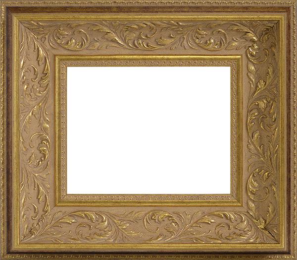 デッサン額縁 8216/ゴールド 四つ切サイズ(424×348mm)