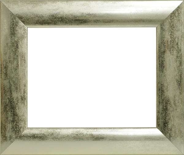 【キズ・ヘコミあり品】デッサン額縁 SF520/シルバー 八つ切サイズ(303×242mm)