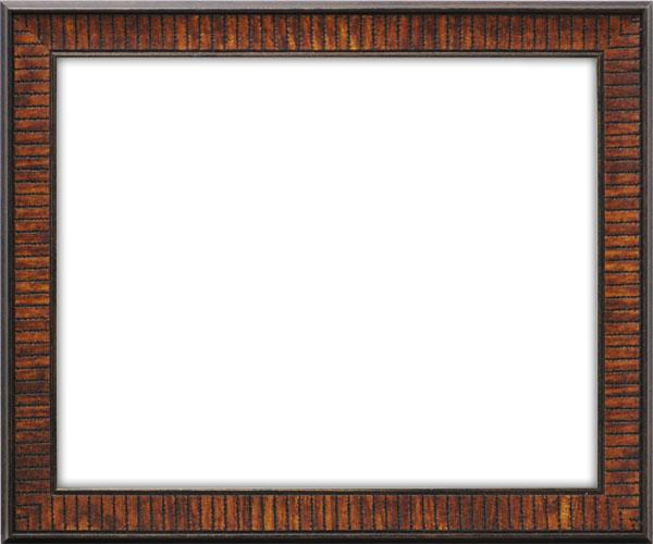 デッサン額縁 8143/ブラウン B3(515×364mm)