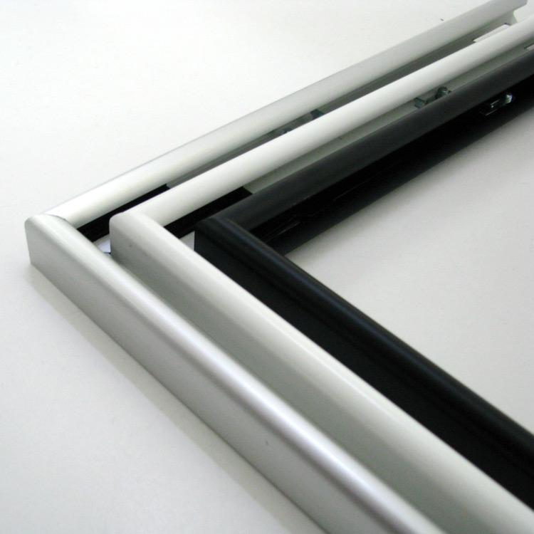 アルミポスターフレーム B4サイズ(364×257mm)