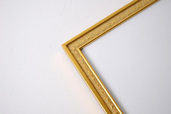 デッサン額縁 セーヌ/金 四つ切サイズ(424×348mm) 【ラーソン・ジュール】