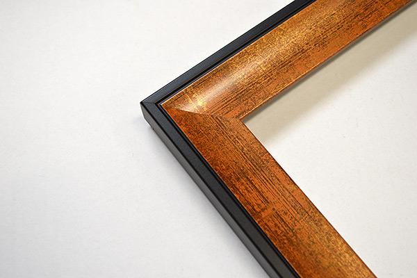 デッサン額縁 GR-1903/ブラウン 四つ切サイズ(424×348mm)