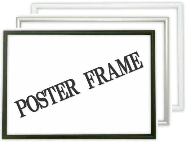 アルミポスターフレーム A2サイズ(594×420mm)