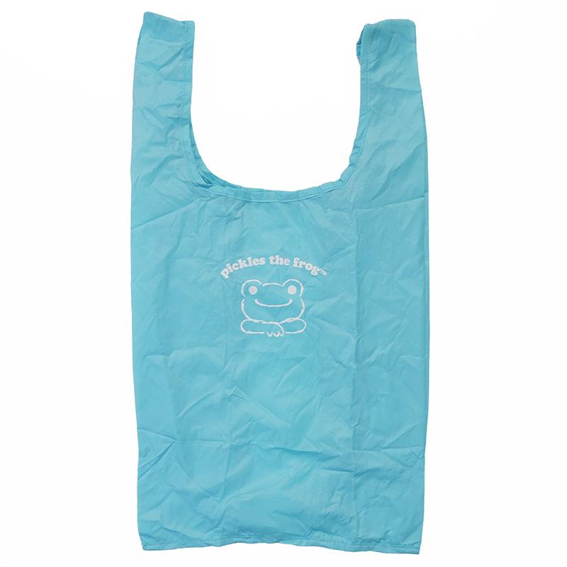 かえるのピクルス ヌイグルミエコバッグ 寝袋PK