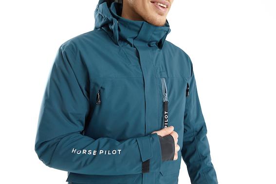 ホースパイロット エッセンシャルジャケット メンズ2021