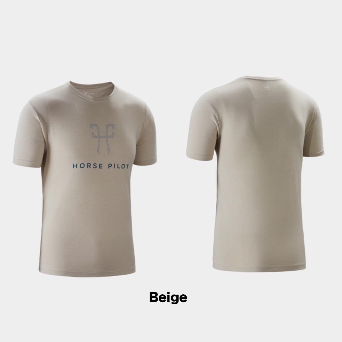 ホースパイロット チームシャツ メンズ