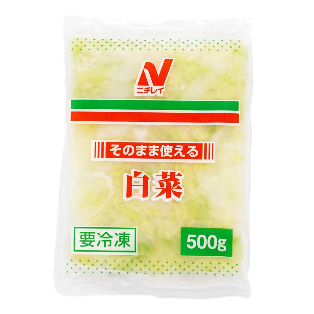 そのまま使える白菜  500g