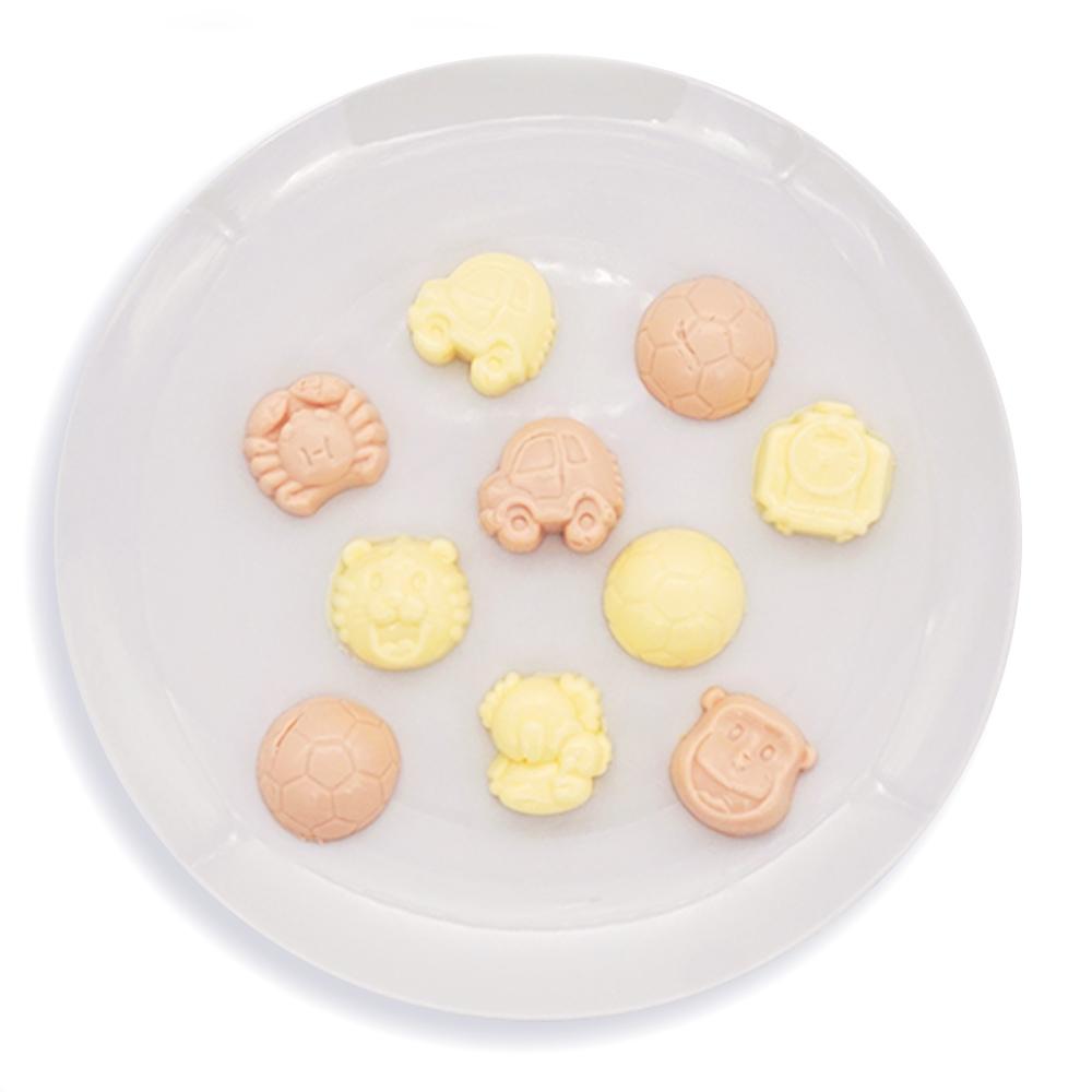型抜きレアチーズケーキいちご  40個入