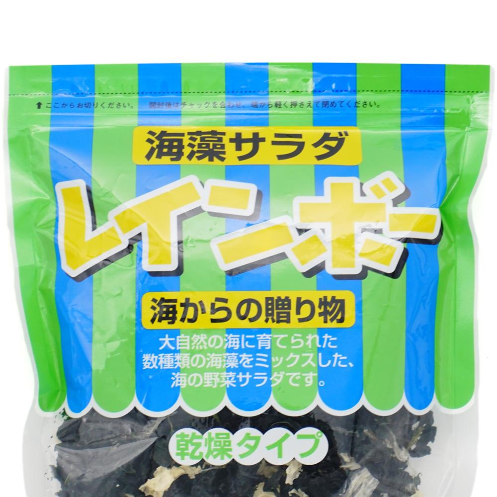 海藻サラダ レインボー 100g