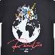 PRIMITIVE プリミティブ Tシャツ ANIMAL NATURE KINGDOM TEE 半袖 カットソー トップス メンズ M-XL ブラック 【単品購入の場合はネコポス便発送】【送料無料】