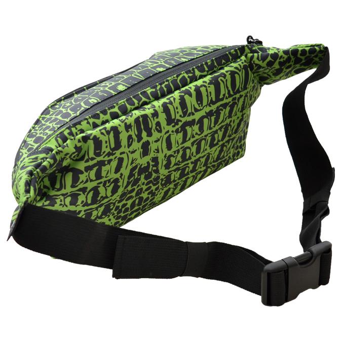 XLARGE エクストララージ バッグ CROCODILE BODY BAG ウエストバッグ ボディバッグ ショルダーバッグ 鞄 メンズ レディース ストリート 【送料無料】