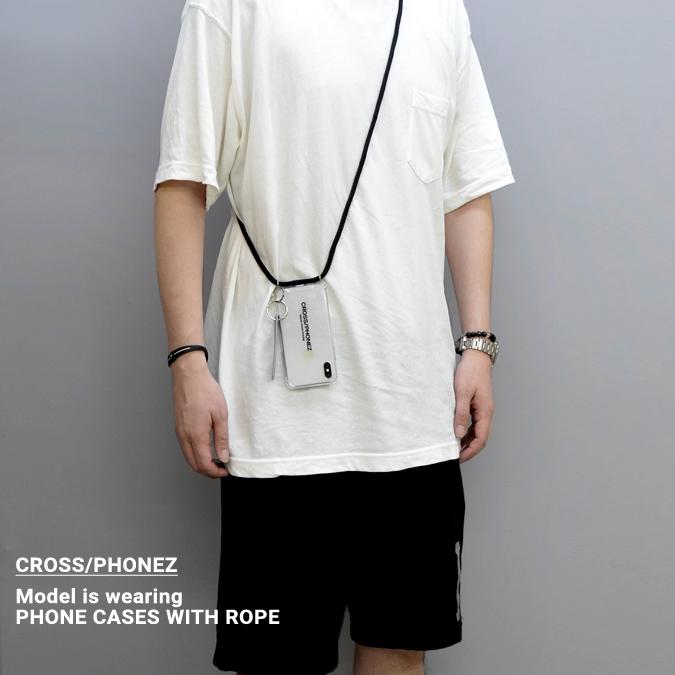 CROSS/PHONEZ クロスフォンズ iphoneケース アイフォンケース スマホケース スマートフォンケース ボールチェーン メンズ レディース ユニセックス 【送料無料】