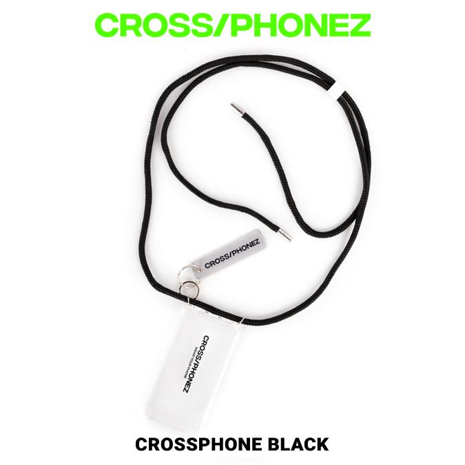 CROSS/PHONEZ クロスフォンズ iphoneケース アイフォンケース スマホケース スマートフォンケース ブラックロープ メンズ レディース ユニセックス 【送料無料】