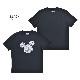 GUESS ゲス Tシャツ Mickey & Friends S/S TEE 半袖 カットソー トップス ミッキー & フレンズ コラボ メンズ M-XL ブラック ホワイト ML2K7783DE 【単品購入の場合はネコポス便発送】【送料無料】