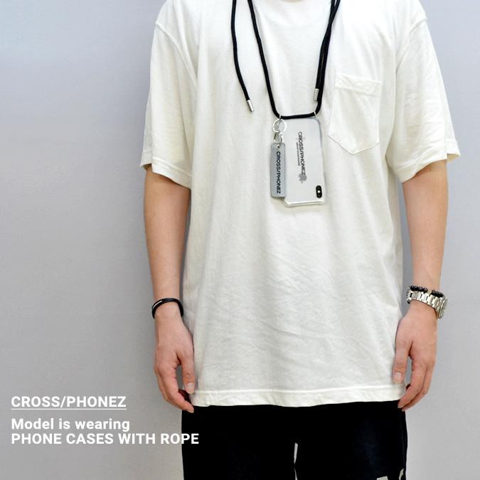 CROSS/PHONEZ クロスフォンズ iphoneケース アイフォンケース スマホケース スマートフォンケース レッドロープ メンズ レディース ユニセックス 【送料無料】