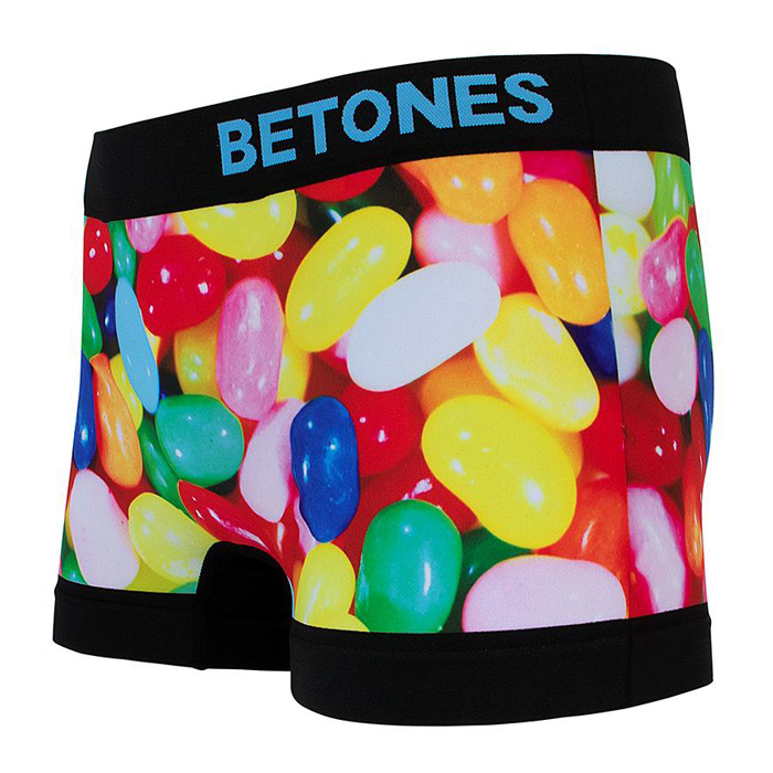 BETONES ビトーンズ ボクサーパンツ アンダーウェア MACRO UNDERWEAR 下着 インナー ショーツ メンズ MC001 【単品購入の場合はネコポス便発送】