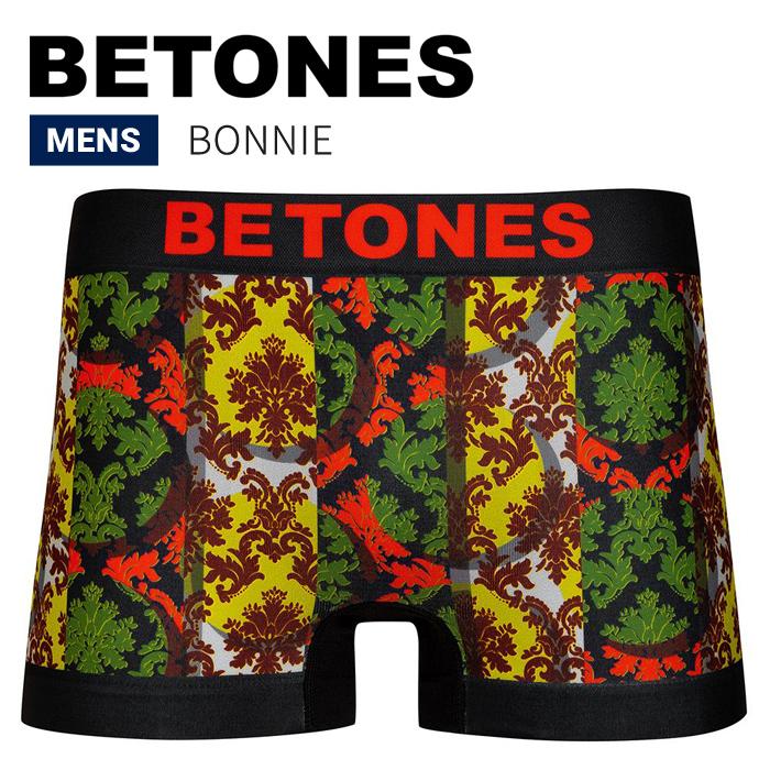 BETONES ビトーンズ ボクサーパンツ アンダーウェア BONNIE UNDERWEAR 下着 インナー ショーツ メンズ BON001 【単品購入の場合はネコポス便発送】