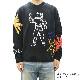 BILLIONAIRE BOYS CLUB ビリオネアボーイズクラブ セーター BB ASTRO CREWNECK SWEATER ニット メンズ M-XL ブラック 891-9500 【送料無料】【セール】