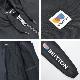 BRIXTON ブリクストン ジャケット CLAXTON ALTON ZIP HOOD JACKET ジップアップ ジャケット ジップパーカー 長袖 アウター メンズ S-XL ブラック グリーン 03284 【送料無料】